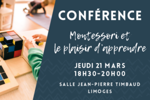 conference montessori limoges papillons