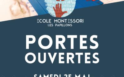 Portes Ouvertes – Samedi 27 mars 2021